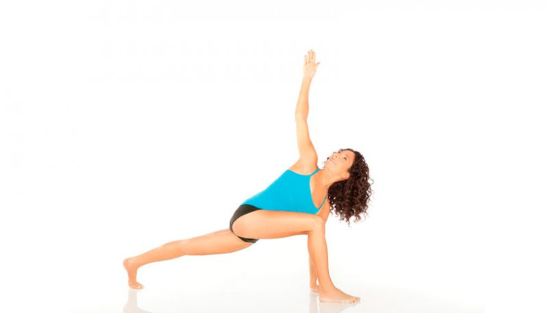 Ashwa Sanchalasana — Low Lunge Pose With Twist