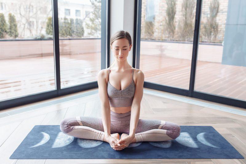 Baddha Konasana — Bound Angle Pose