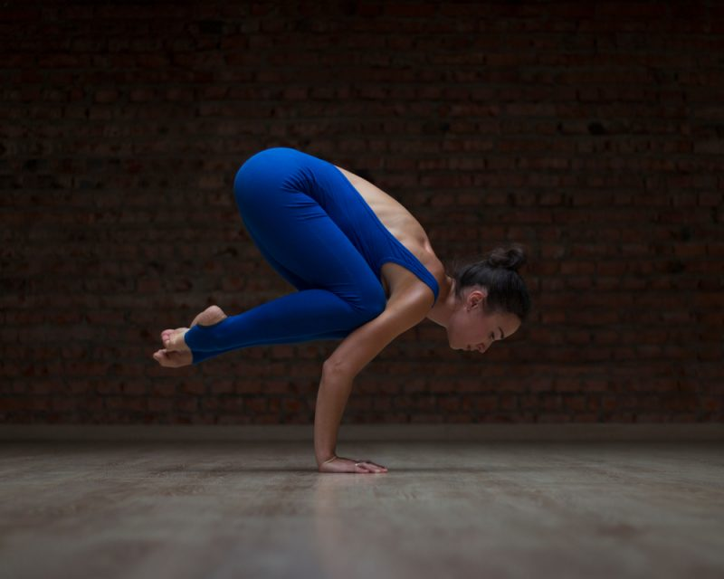 Benefits Of Including Arm Balances In Your Practice