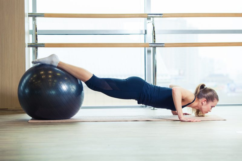 Benefits of a Yoga Ball