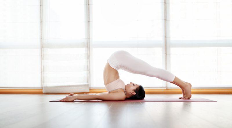 It Comes From Ashtanga Yoga