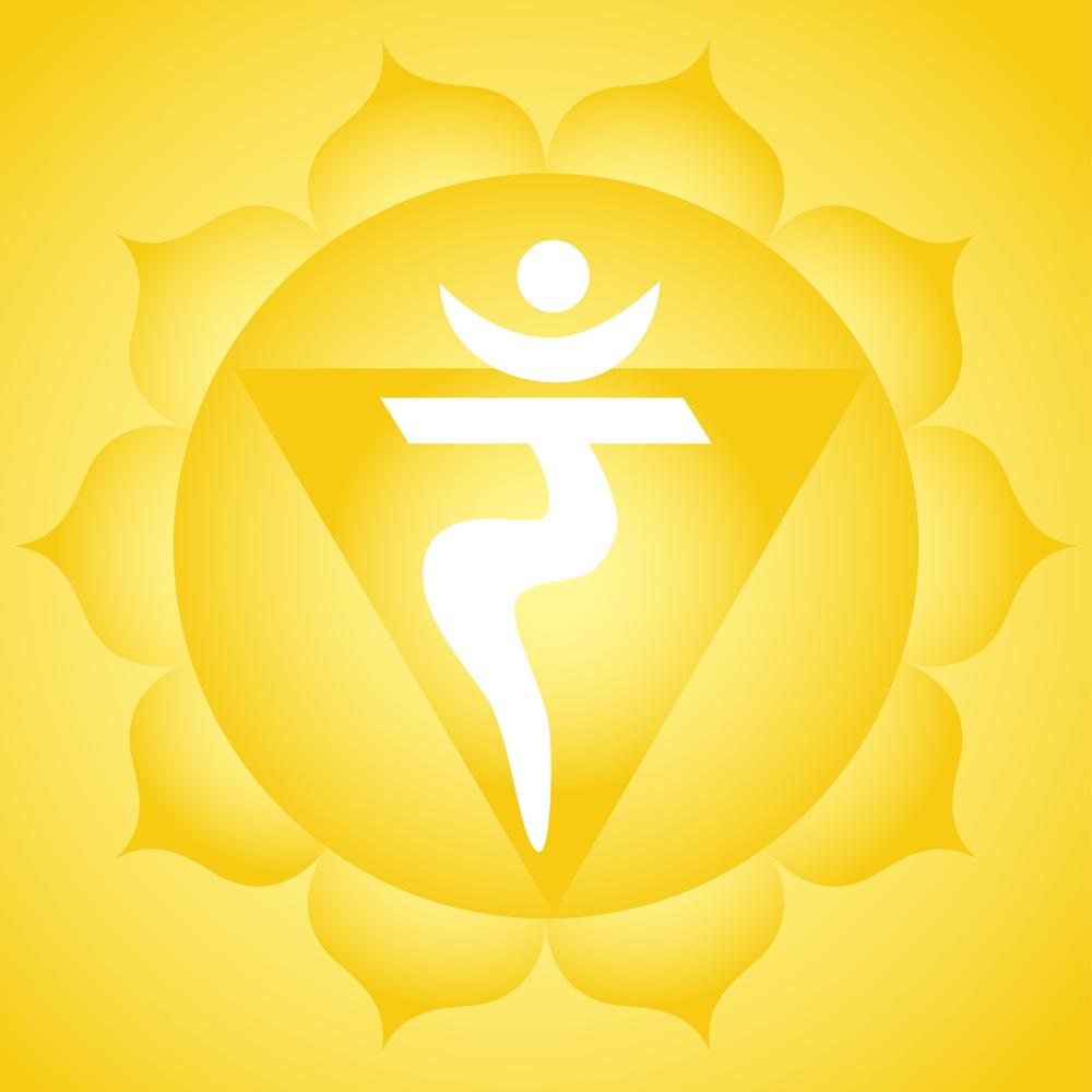 Manipura or Solar Plexus Chakra