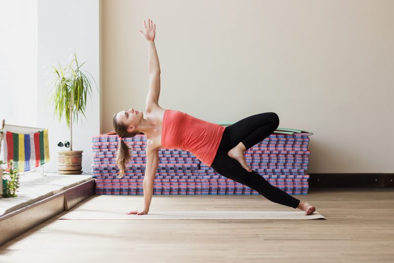 Remind Yourself Why You Love Yoga