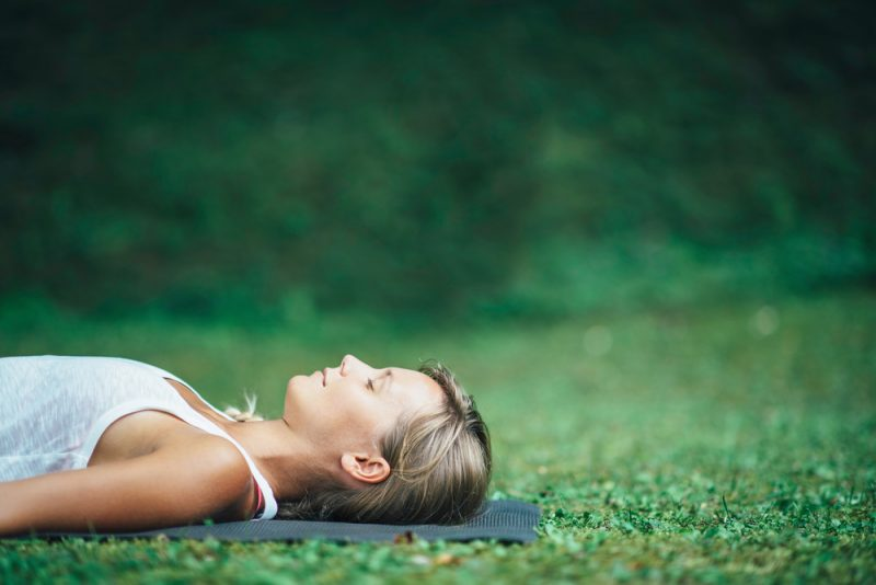 Stages Of Yoga Nidra