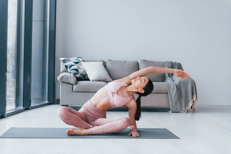 The Benefits of Yin Yoga