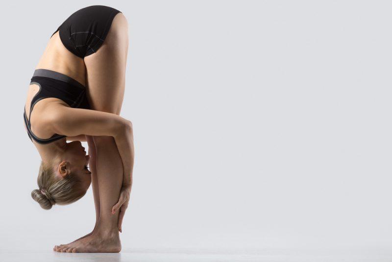 Uttanasana — Forward Fold Pose