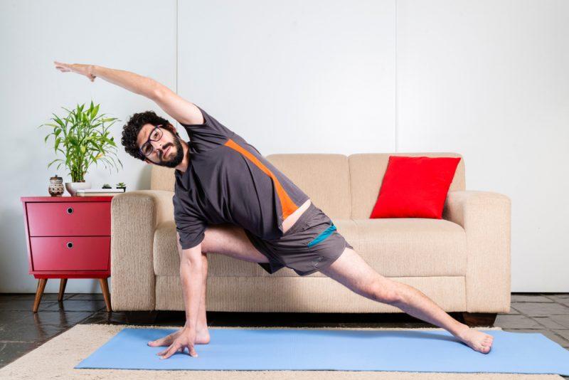 Utthita Parsvakonasana —Extended Side Angle Pose