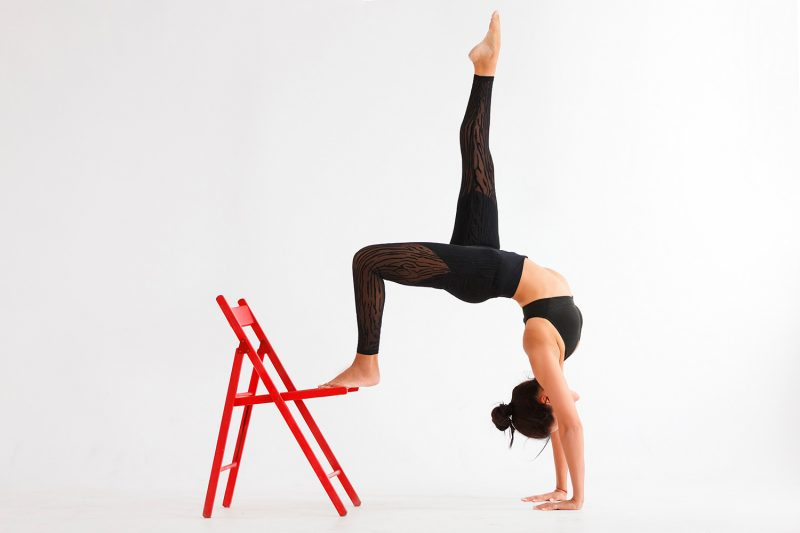 What Is Chair Yoga? Benefits, Poses & More