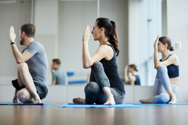 Why Attend A Yoga Studio