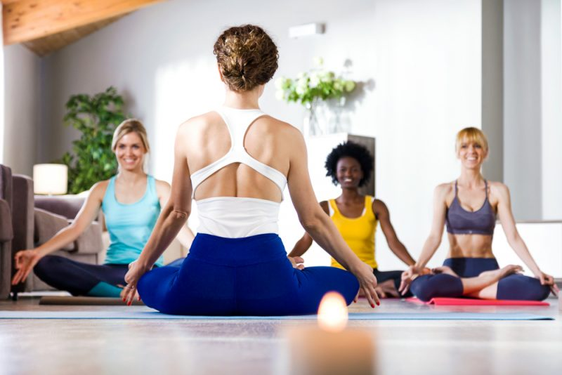 Yoga Studio Etiquette Tips