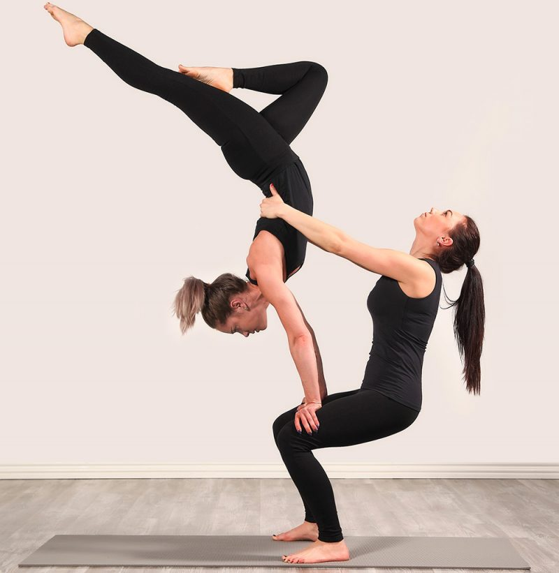 You Must Experience Both Aspects Of Acroyoga To Truly Practice This Form