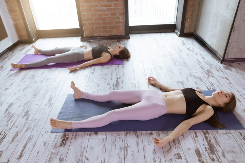 Benefits of Shavasana