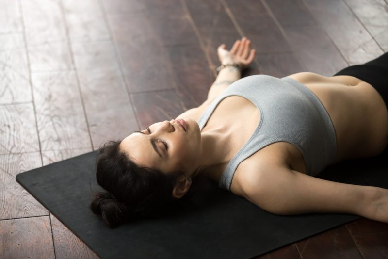 History and Origins of Shavasana
