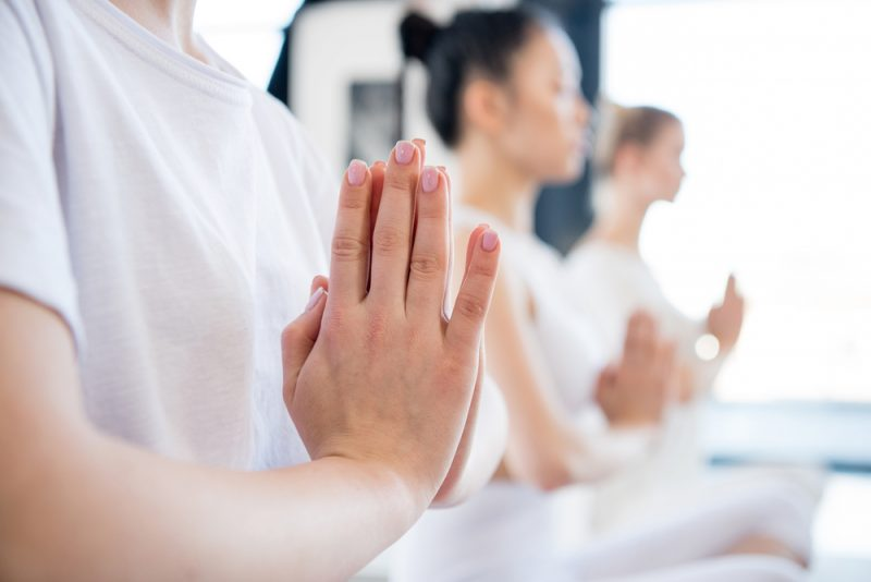 How to Apply the Meaning of Namaste in Your Life