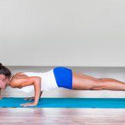 How to Do Low Plank (Chaturanga Dandasana) in Yoga