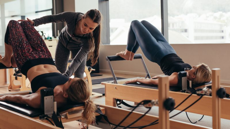 Pilates Can Use A Much More Intricate Equipment System