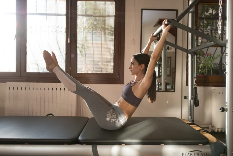 Pilates Focuses On Small Movements, Where Yoga Asanas Are (Generally) Less Subtle