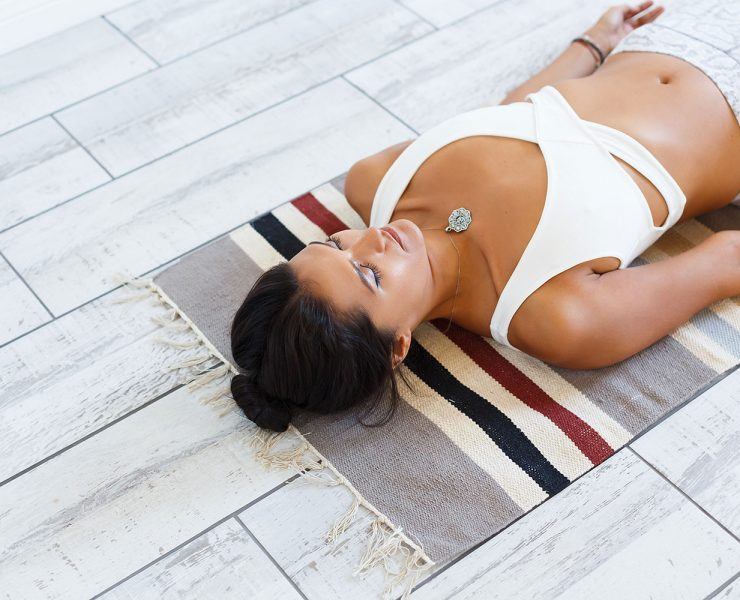 Shavasana: The Posture of Relief, Silence, and Stillness