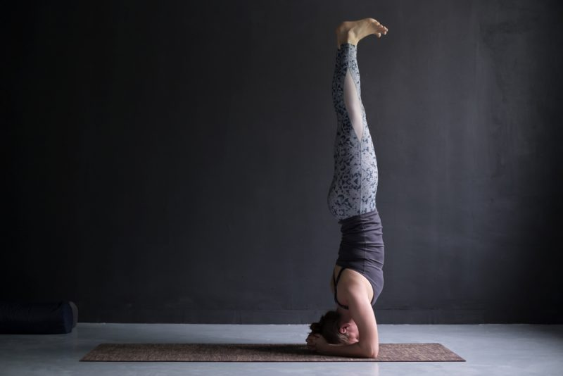 Sirsasana — Headstand Pose