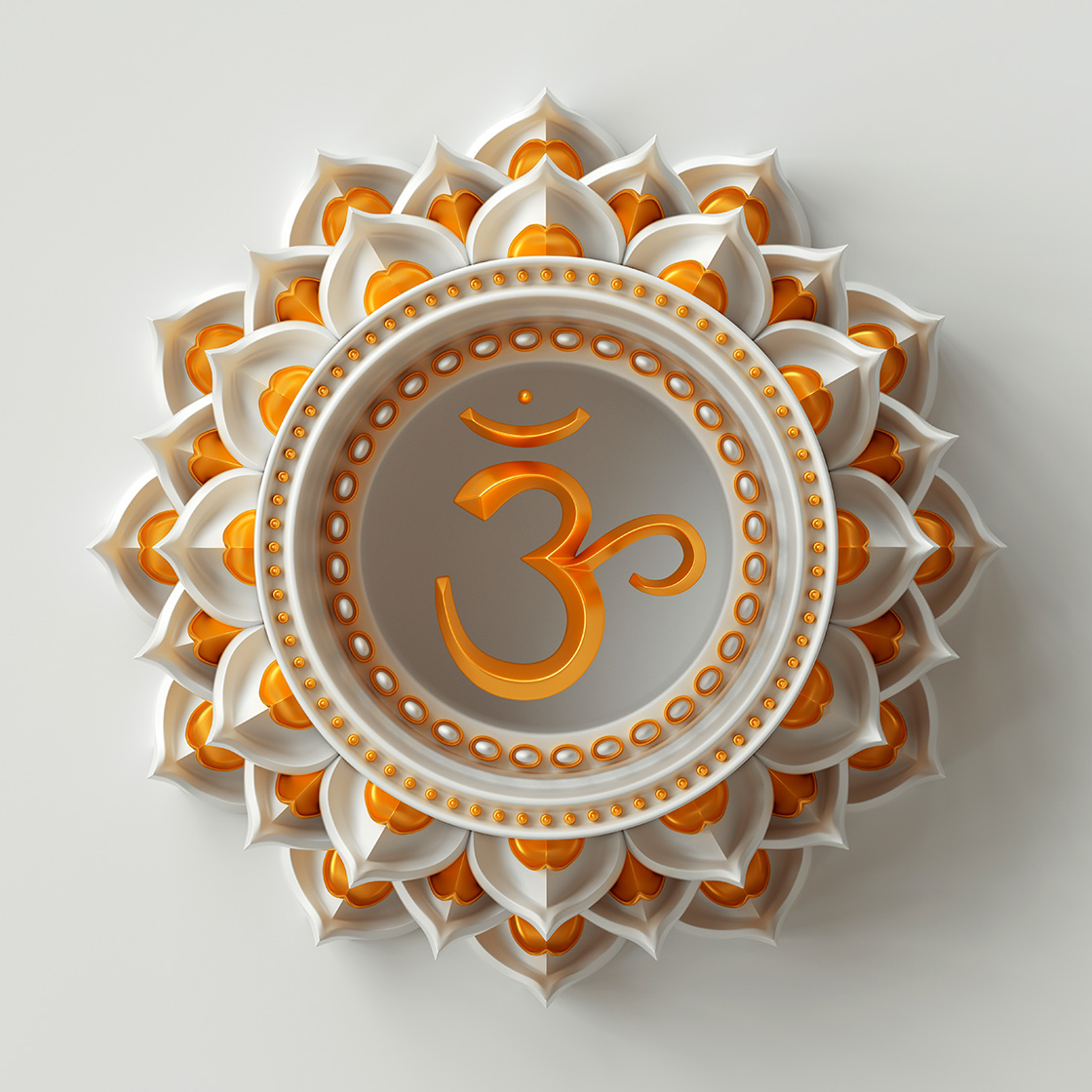 The Meaning of the Om Symbol