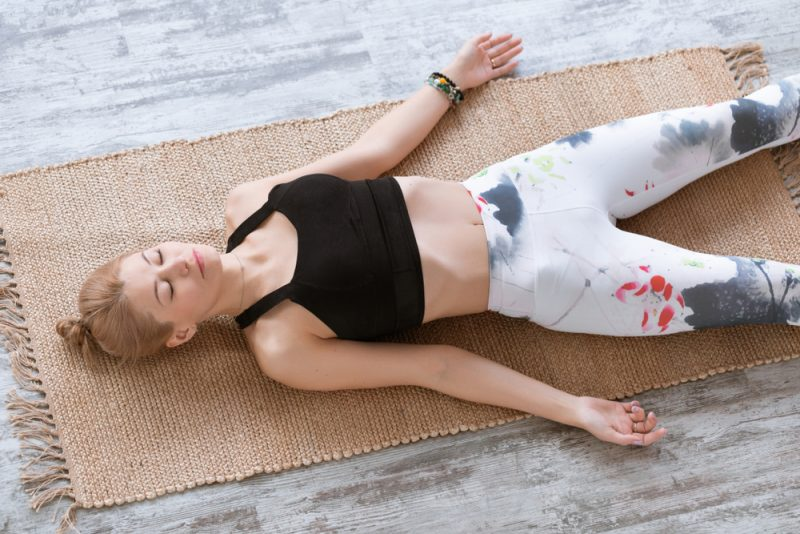 The Steps of Shavasana