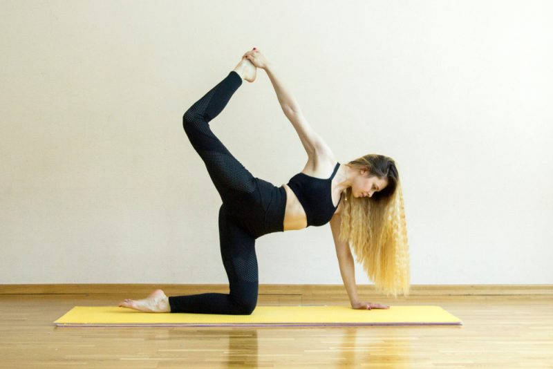 The Types of Yoga that are Best for Weight Loss