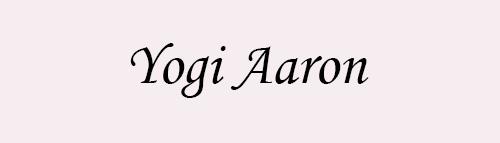 Yogi Aaron