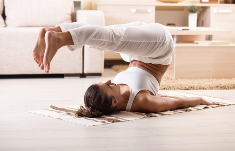 You Can Easily Practice Yoga At Home, Whereas Pilates Has More Limitations
