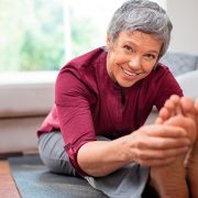 10 Yoga Poses for Seniors