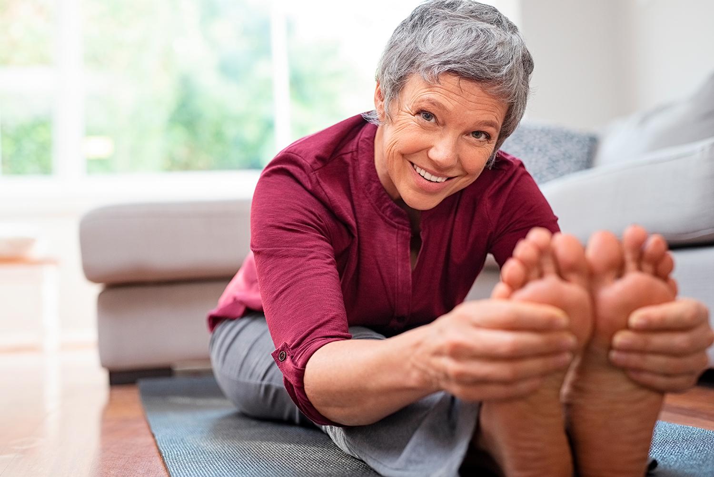 10 Yoga Poses for Seniors
