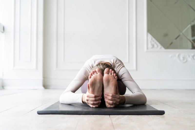 Paschimottanasana – Sitting Forward Bend Pose