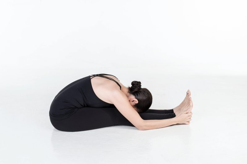 Paschimottanasana — Seated Forward Fold Pose