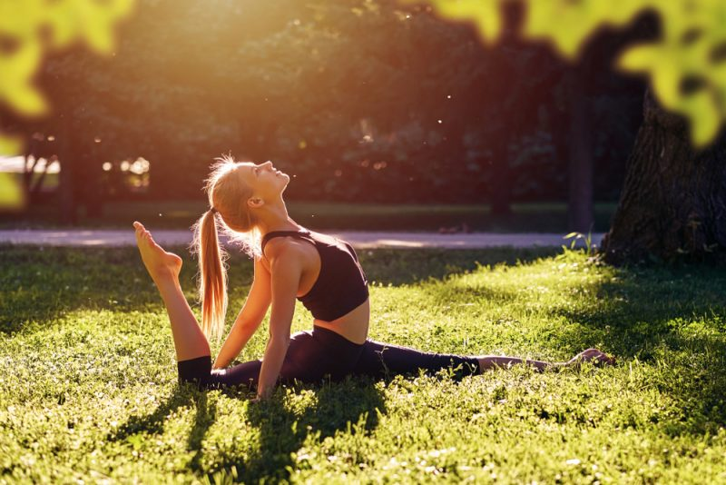 A 30-Minute Morning Yoga Sequence for Beginners - yoga retreats