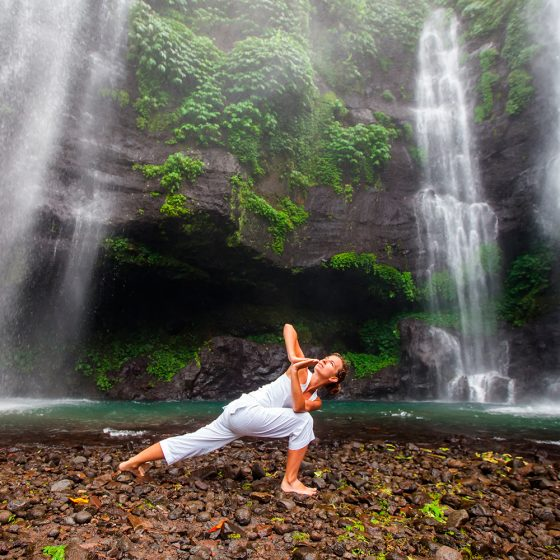 10 Yoga Retreats in Bali, Indonesia You Can Actually Afford 2019