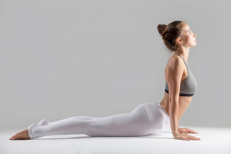 How To Practice Cobra Pose Step By Step Instructions