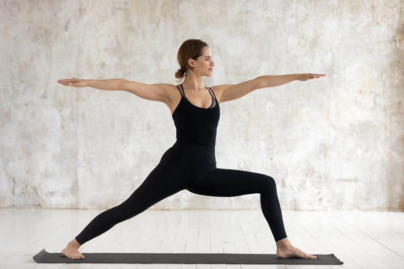 Why You Should Practice the Warrior Poses