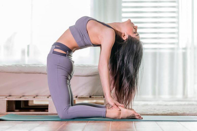 Benefits of Camel Pose