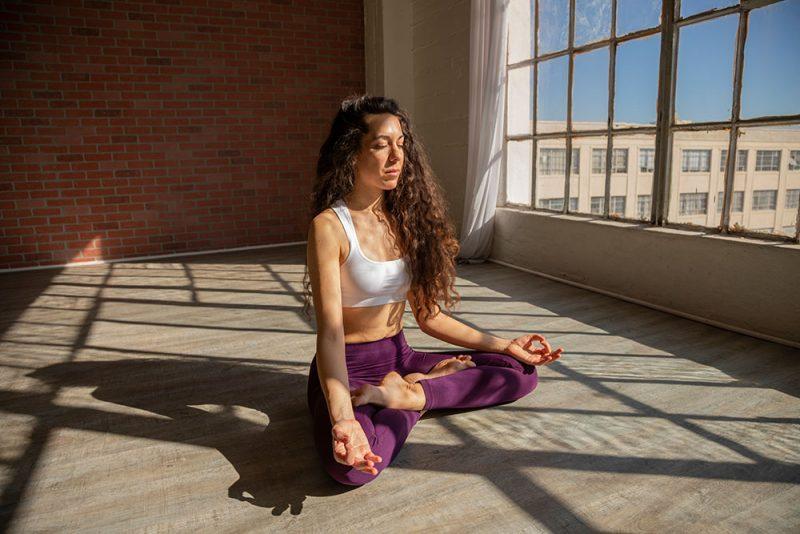 Benefits of Lotus Pose
