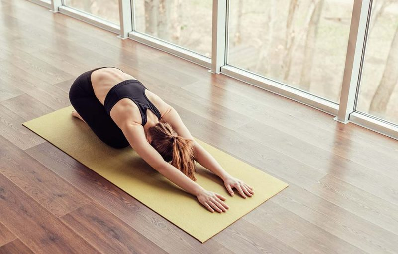 Common and Suggested Preparatory and Follow-Up Poses