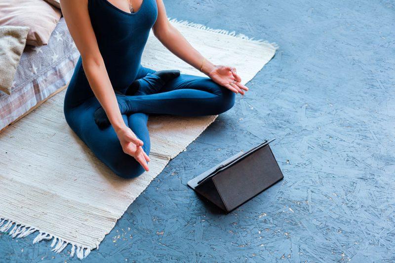 How Practice Lotus Pose