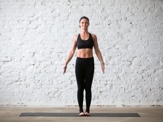 Ultimate Guide To Mountain Pose — Tadasana