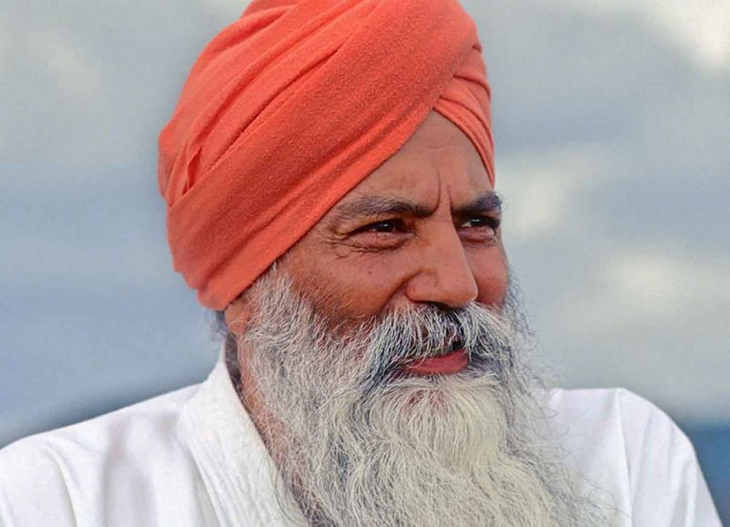 Who is Yogi Bhajan