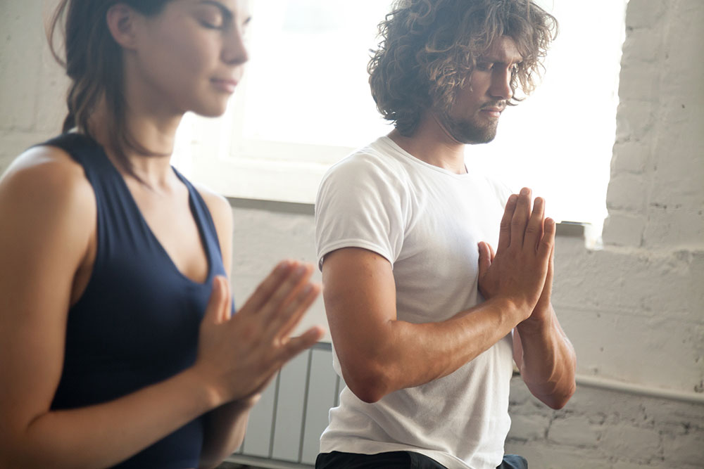 Deepen your practice with Anjali mudra