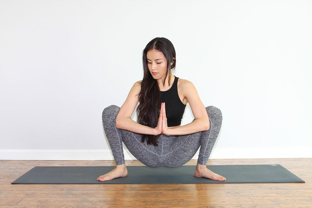 Malasana — Yogi Squat Pose