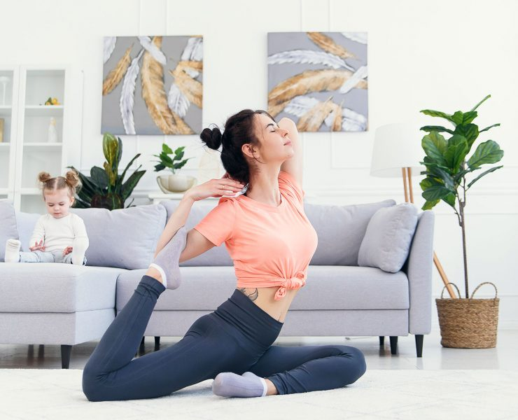 Yoga Hip Openers 12 Poses for Home Practice