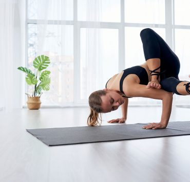 15 of the Most Difficult Yoga Poses