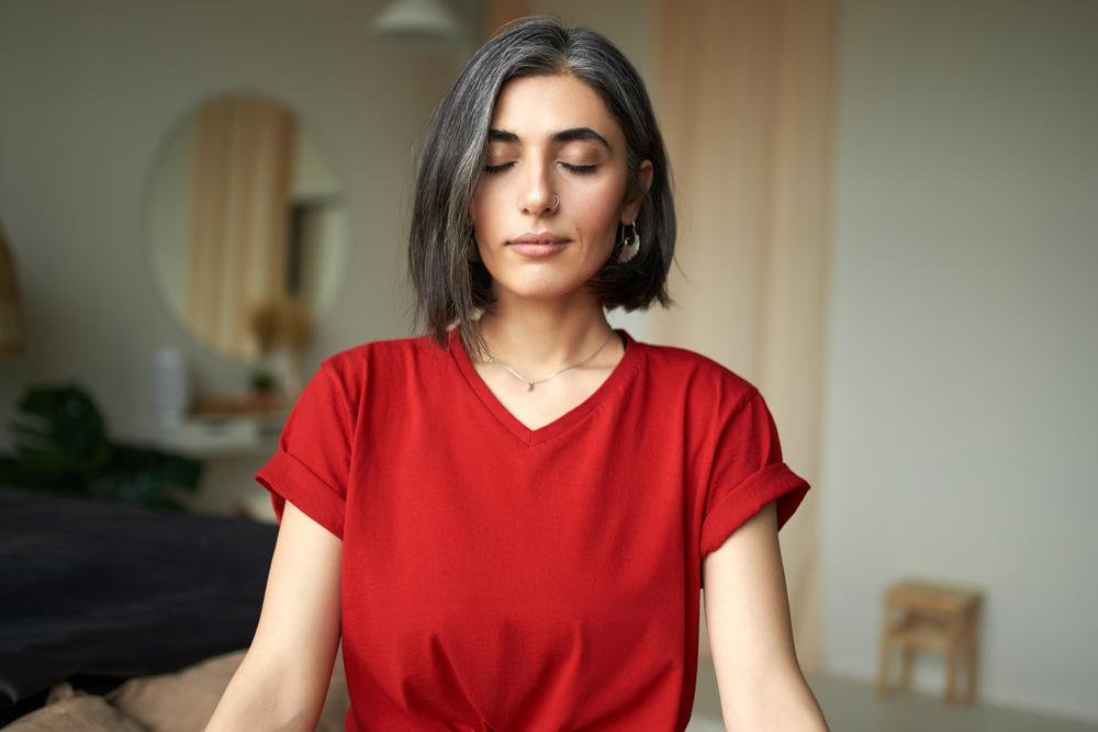 Sitali Pranayama (Cooling Breath)
