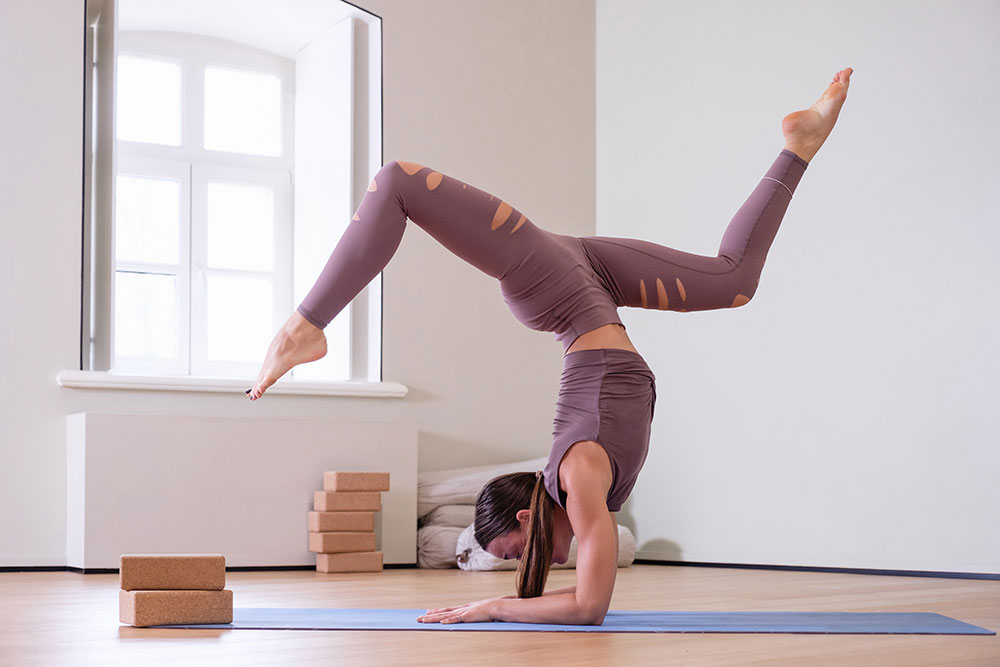 Benefits of Yoga for Strength Training