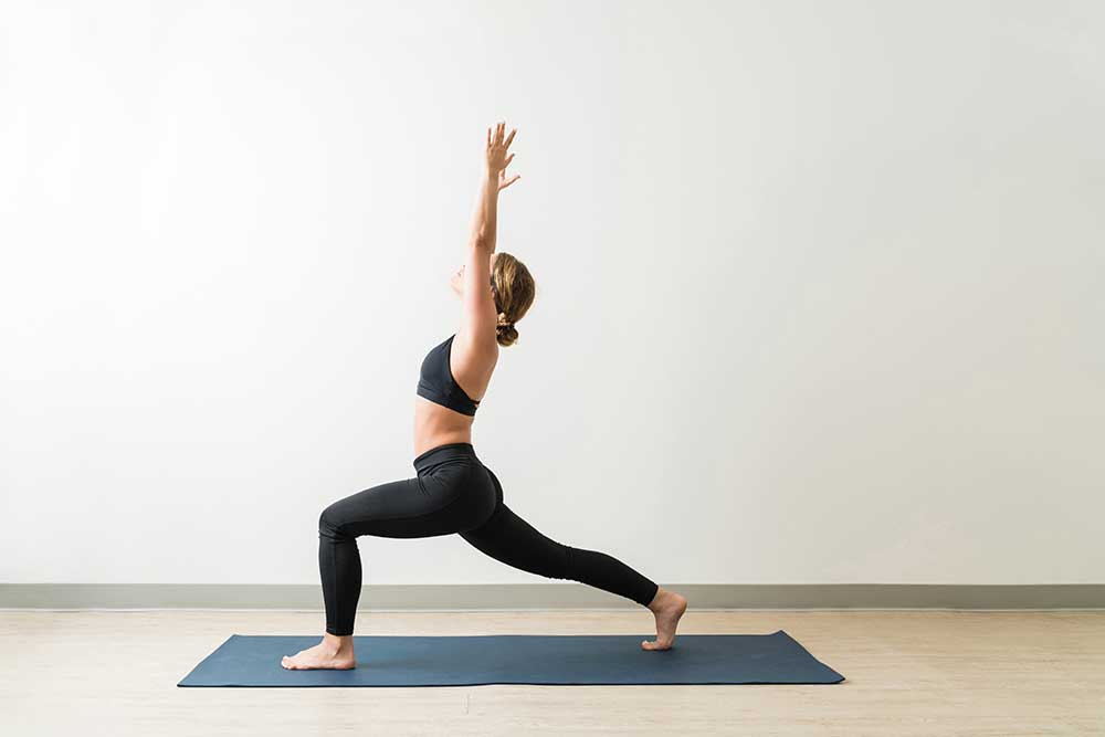 Benefits of the Warrior Poses