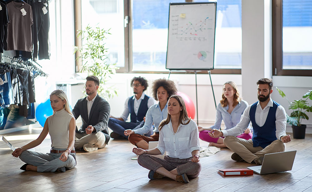 Do's for Corporate Yoga